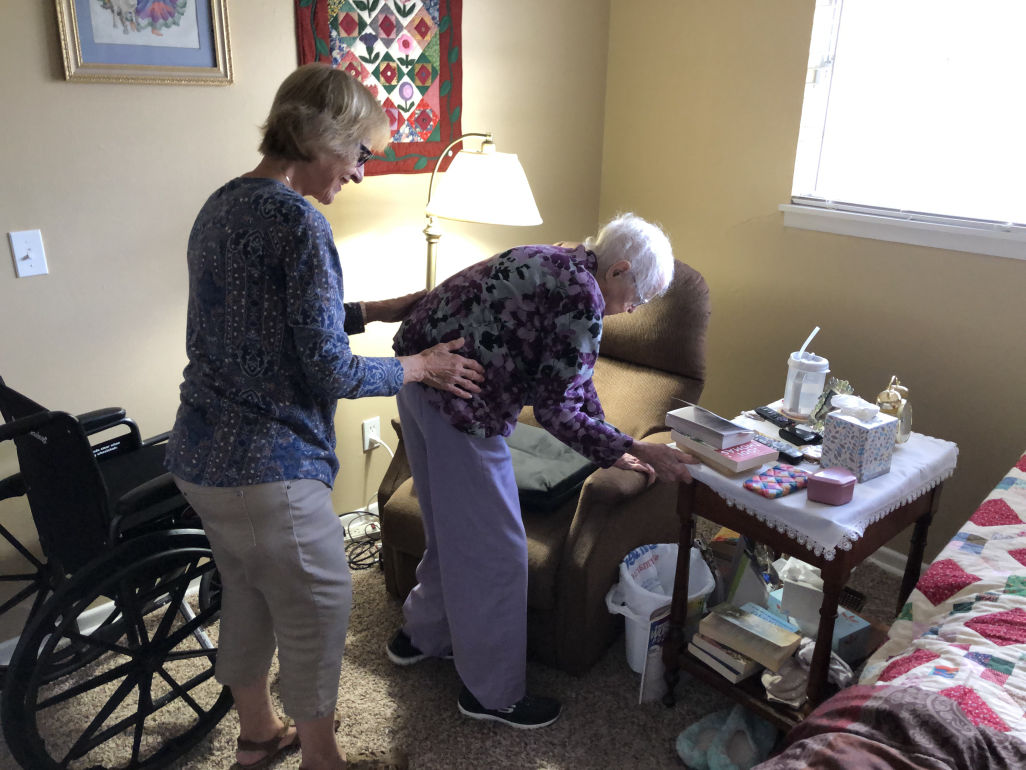 Elder Home Care | True Blessings LLC