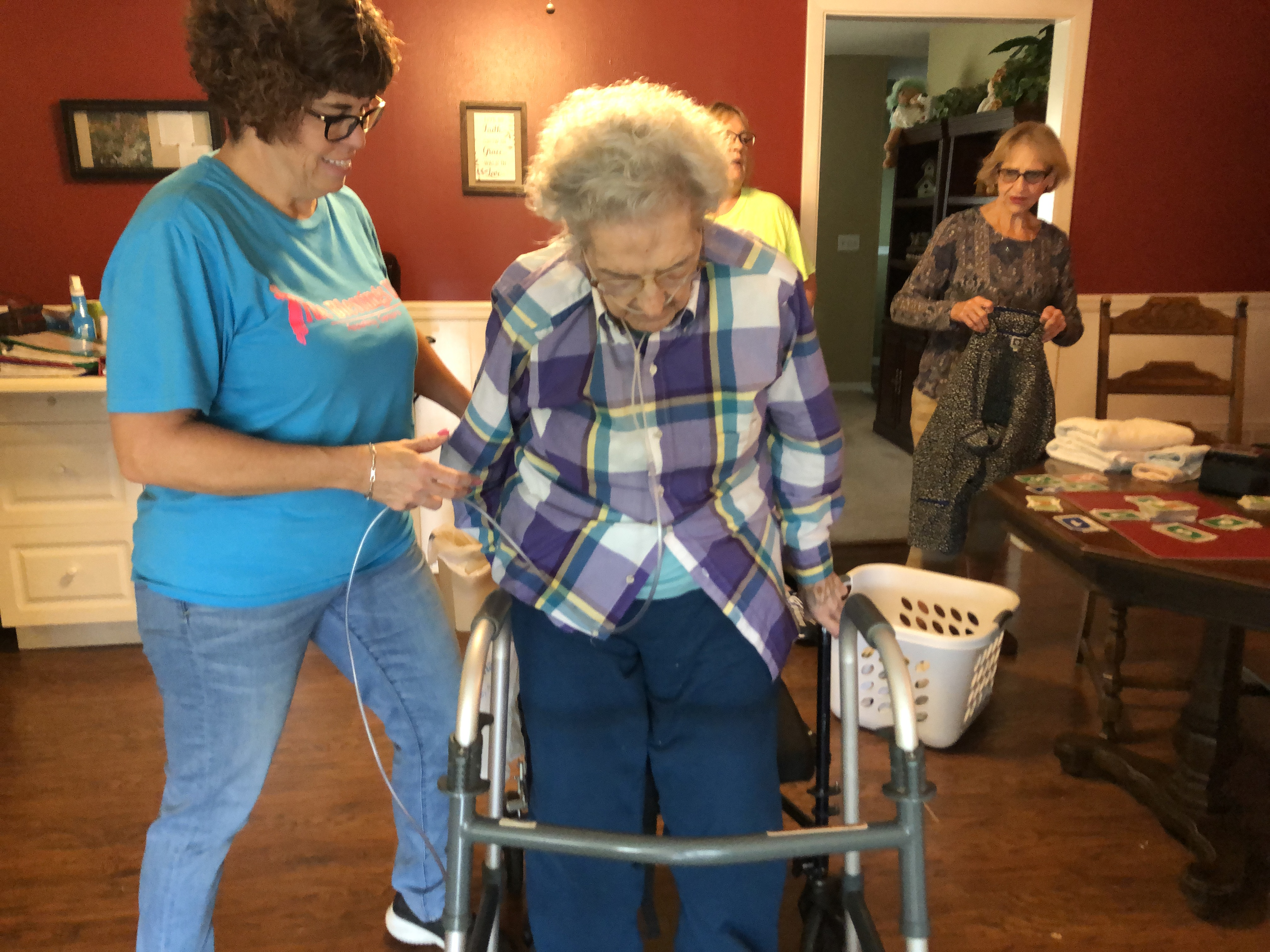 Senior Mobility | True Blessings LLC