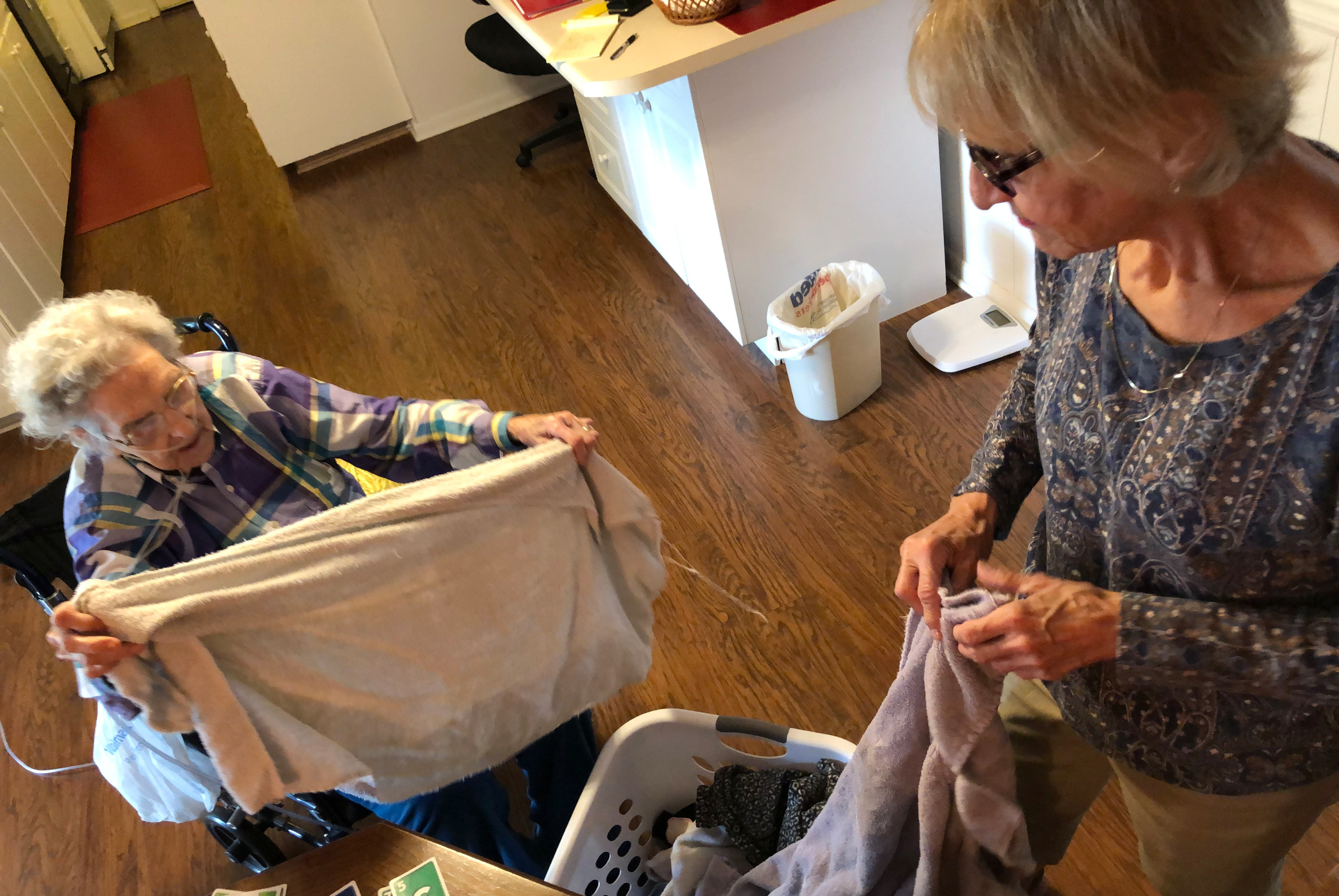Senior Laundry | True Blessings LLC